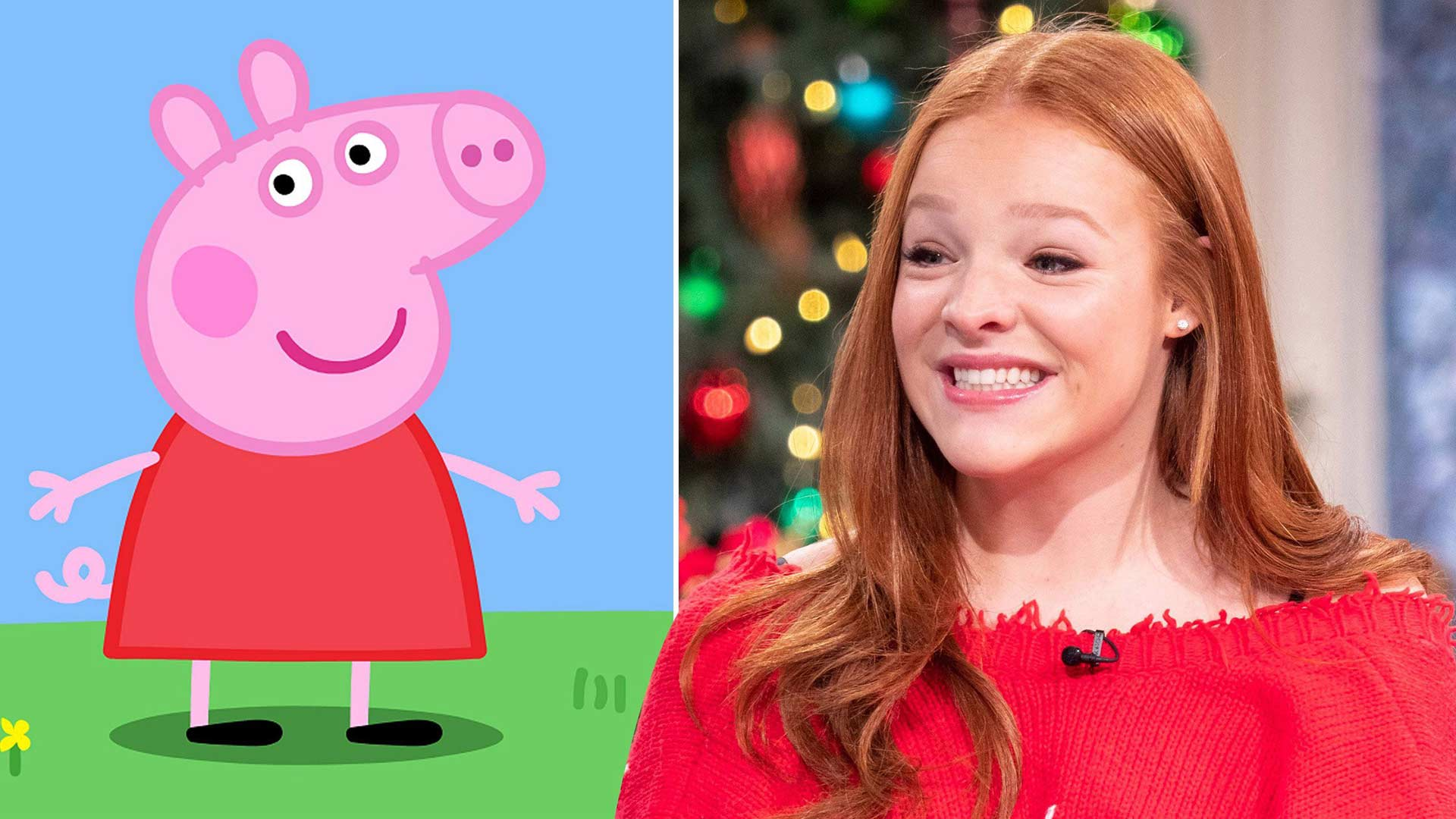 Peppa Has a New Voice Actress
